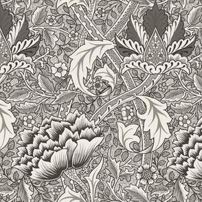 William Morris Windrush Gray
