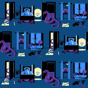 Bed Time with Monsters