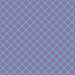 Chill Plaid in Purple