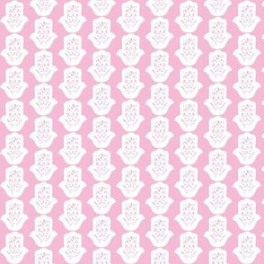 hamsa pink small