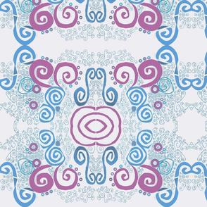 Swirly Spirals by Paula