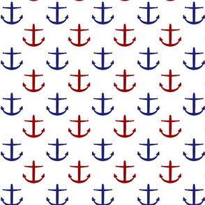 Nautical RBW Anchors Away
