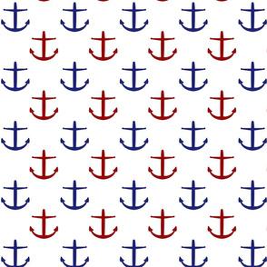 Nautical RBW Anchors Away