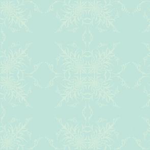 Granite Toile Turquoise