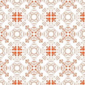 orange moroccan