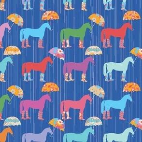Horses in Wellies