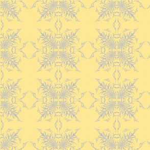 Sunny Yellow Toile -ch-ch