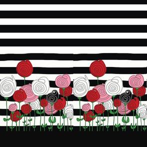 stripedflowersnight