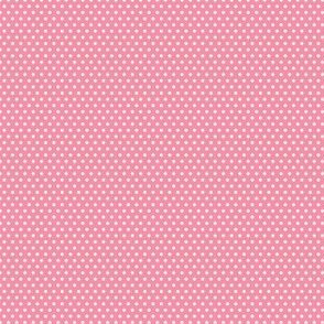 Small scale beige dots (pink)