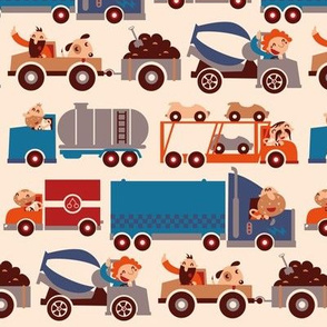 Truck dudes