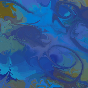 Painterly Abstract 2