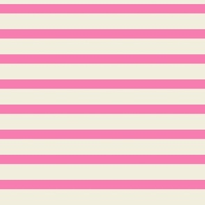 pink stripe on off white background