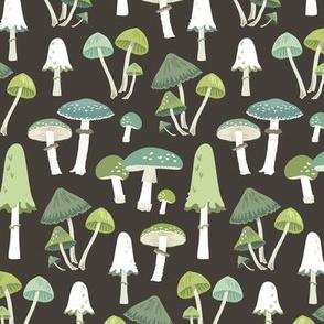 Wildwood: Wild Mushrooms