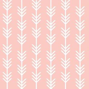 pink arrow stripes
