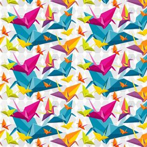 Moonstruck origami