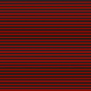 4 mm black and red pinstripe