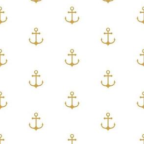 Anchor - Gold