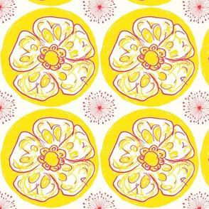 June sorbet bloom