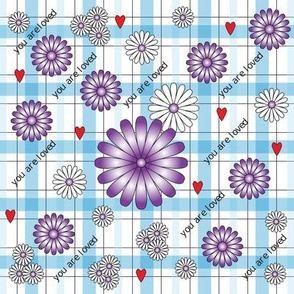 You_are_Loved_Blue_Plaid