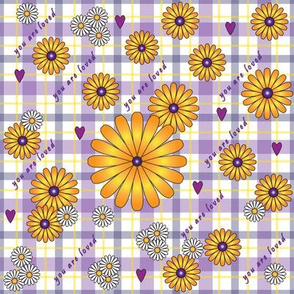 You_are_Loved_Purple_Plaid