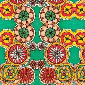 flower wheels 1