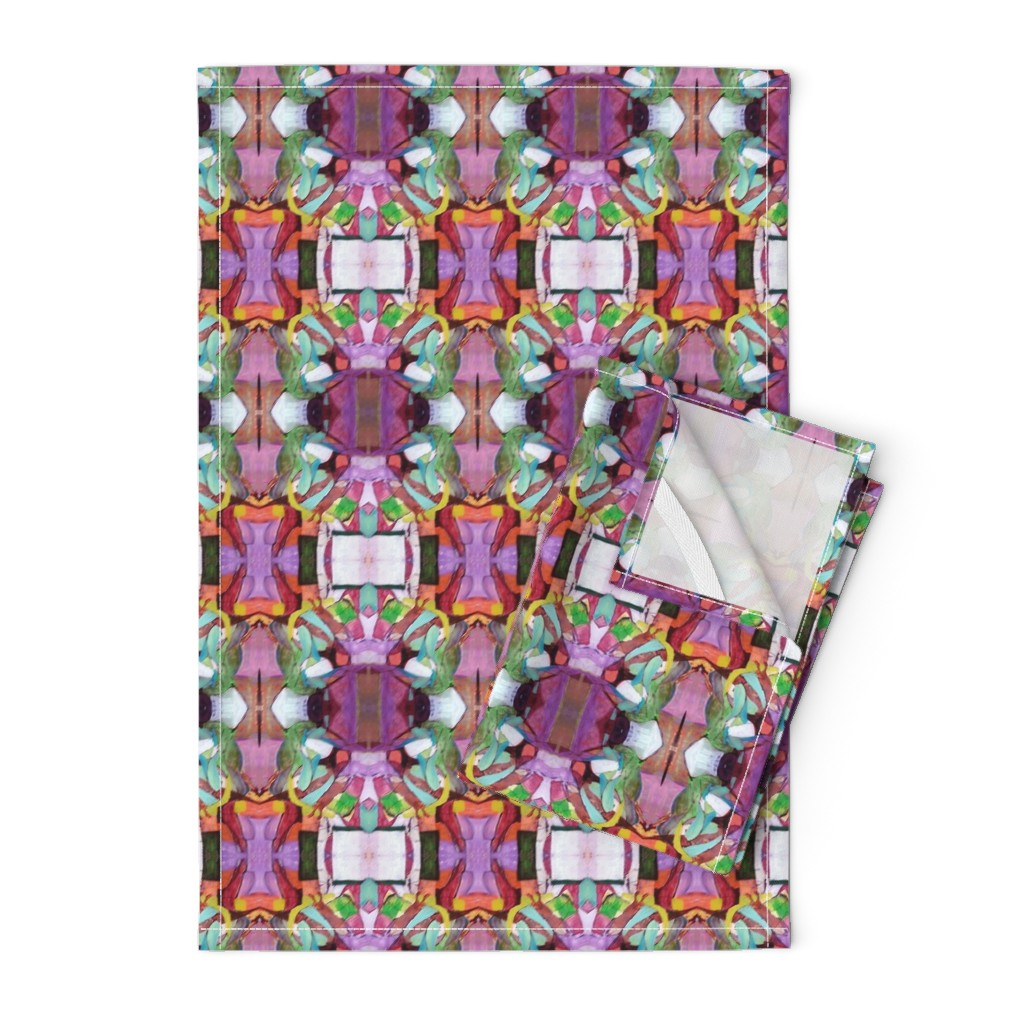 Orpington Tea Towels featuring 10 by susanprice