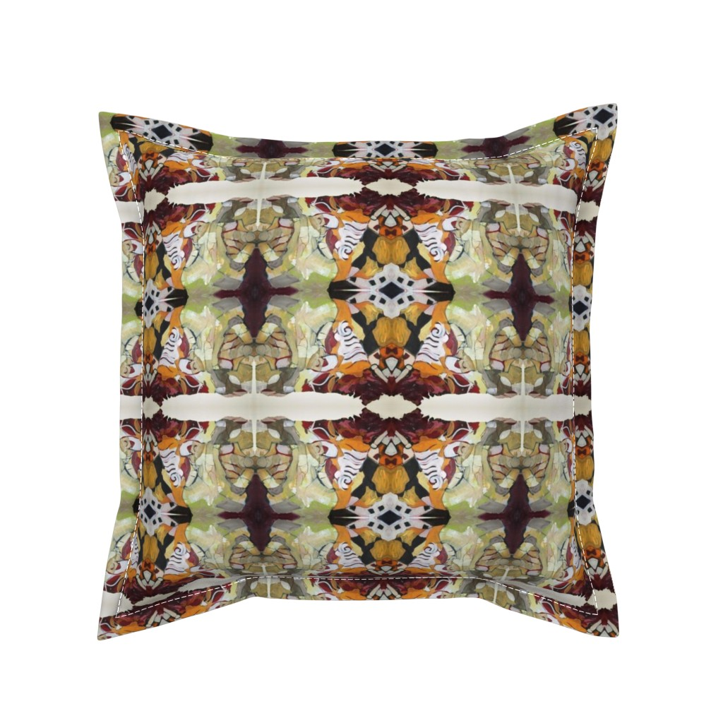 Serama Throw Pillow featuring new_fall_2013 by susanprice