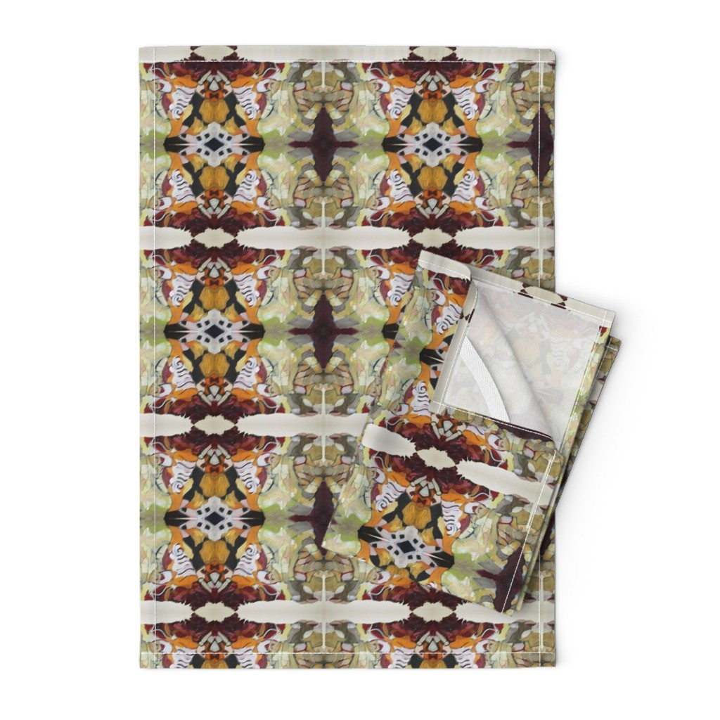 Orpington Tea Towels featuring new_fall_2013 by susanprice