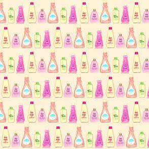 Beauty Bottles 1962