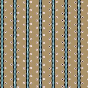 Hopi daisy stripe