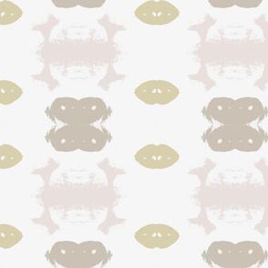 Batik Abstract Distortion