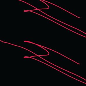 script_vert__red__fabric_design