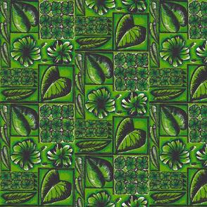 Flora Pacifica, deep jungle