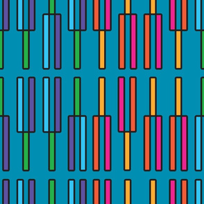 Tuning Forks (Blue)