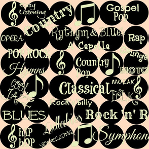Every type of Music Under The Sun!-ch-ch-ch-ch
