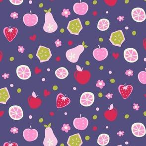 Jelly Fruit Ditsy 2