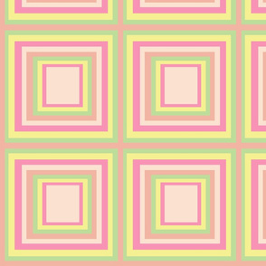 Large Sweet Shop Quilt Squares