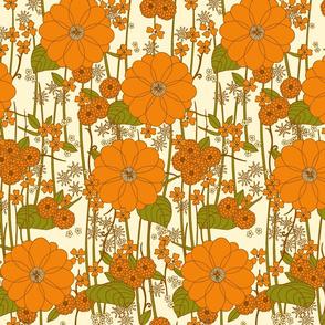 Garden orange