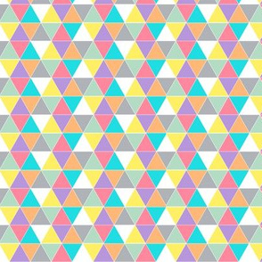 Bold Triangle MiniPrint