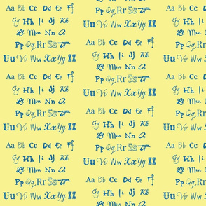 The Alphabet-ch-ch-ed-ch