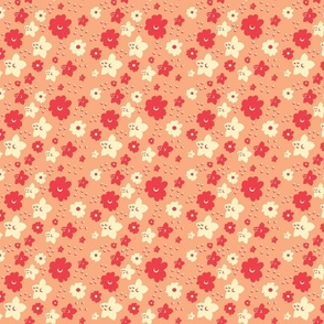 Flower Petal Orange