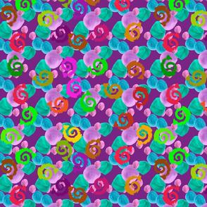 Funky spirals