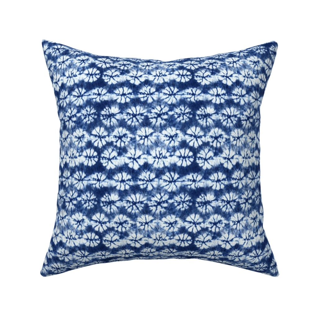 Catalan Throw Pillow featuring Shibori 2 by jillbyers
