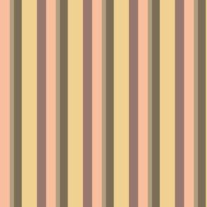 Faded Surprise Palette Stripes