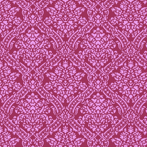 Windsor Damask ~ Provence ~ Dalliance and Eponine
