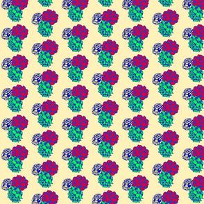 psychadelic roses