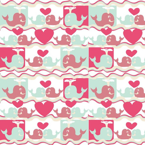 Whales in Love