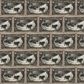 Cattle Stamp