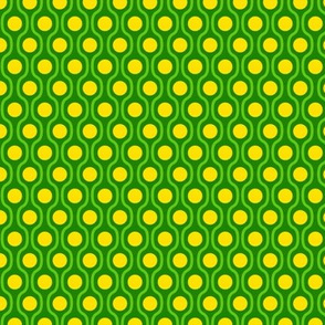 waves and dots green-small