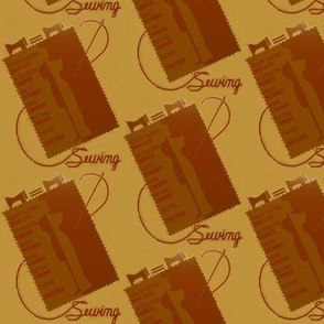 Sewing Poster